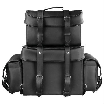 TWO PIECE PVC TOURING PACK