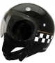 Open Face HCI-15 Black Checkerboard