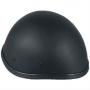 SHINY BLACK NOVELTY HELMET SMOKEY