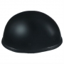 DULL BLACK NOVELTY HELMET EASY RIDER