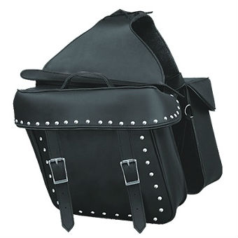 TWO STRAPS PVC ZIP-OFF BAG SH 571 ZB